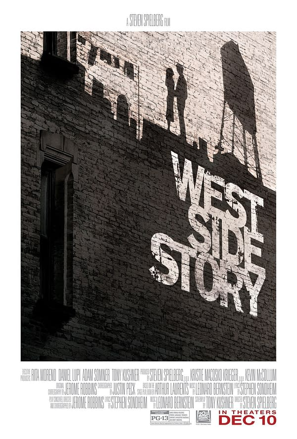 West Side Story Trailer Is Here, Film Releases December 10th