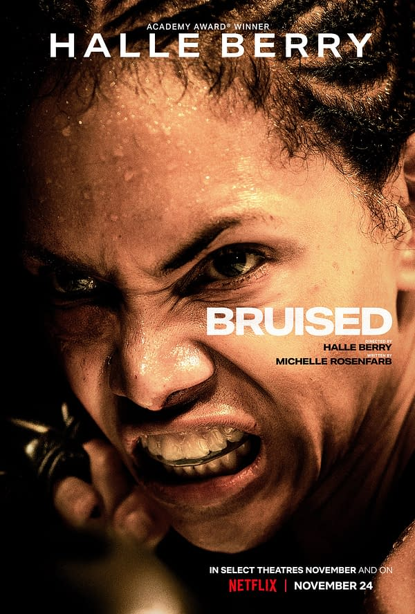 Bruised Trailer Drops, Halle Berry MMA Film Is Her Directorial Debut