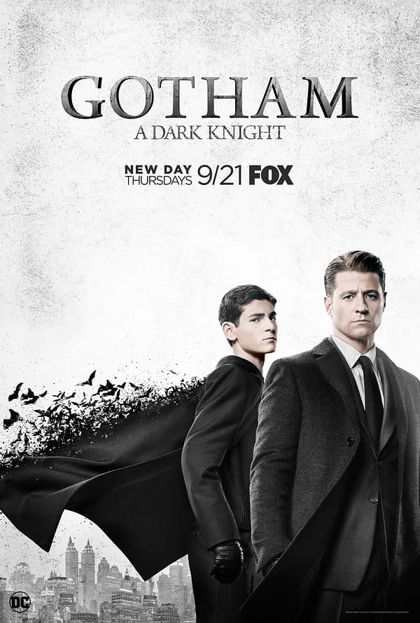 WBTV To Bring Gotham, Blindspot, Deception, And Castle Rock To New York Comic Con