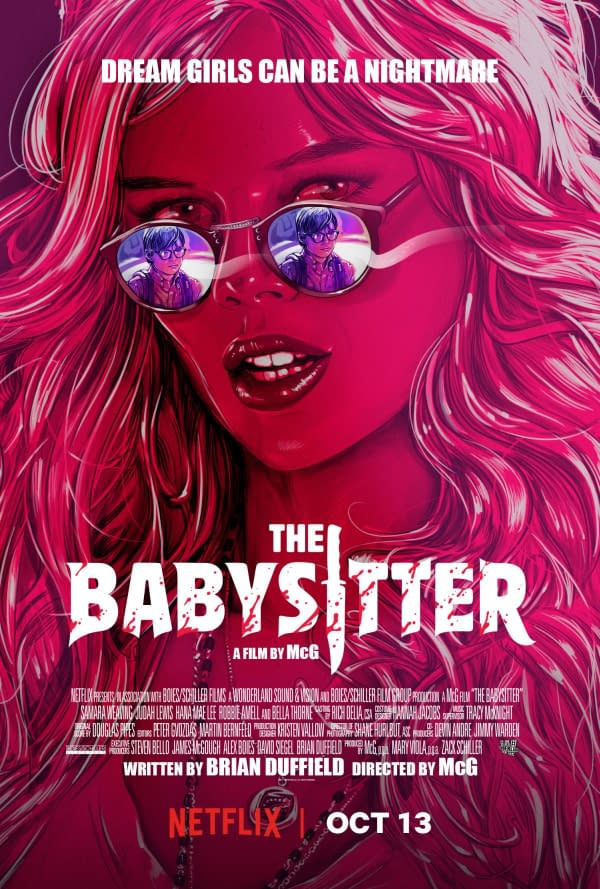 Babysitter Review: Campy Fun, Just Don't Think Too Much