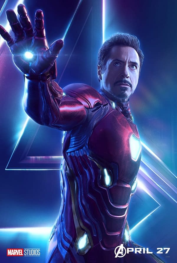 12 New Character Posters from Avengers: Infinity War Cover Approximately 1/100th of the Cast
