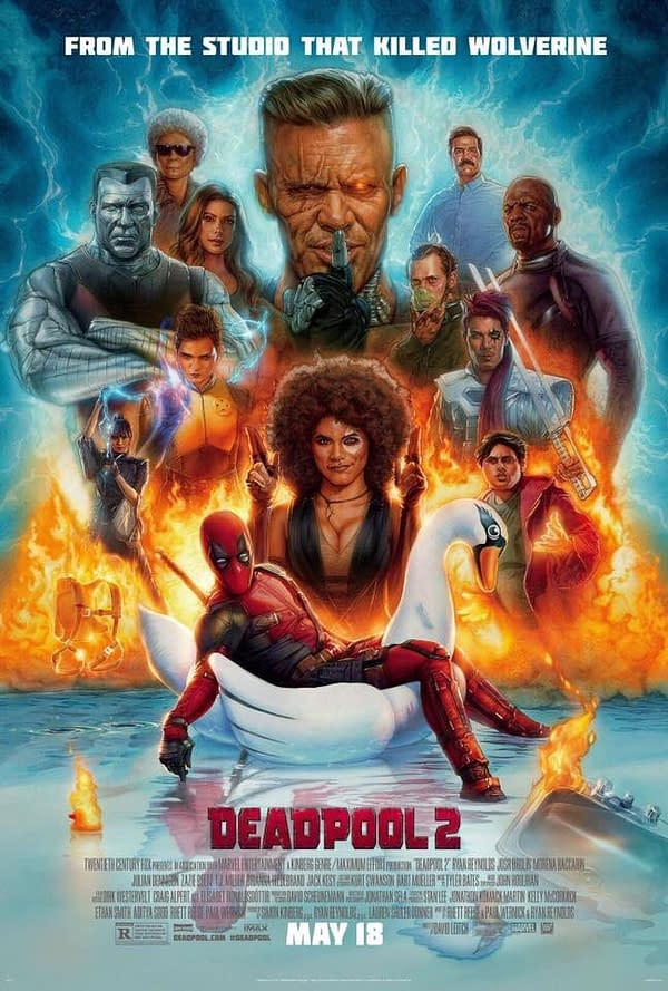 Deadpool 2 Review: Come for Deadpool, Stay for Cable and Domino [Spoiler Free]