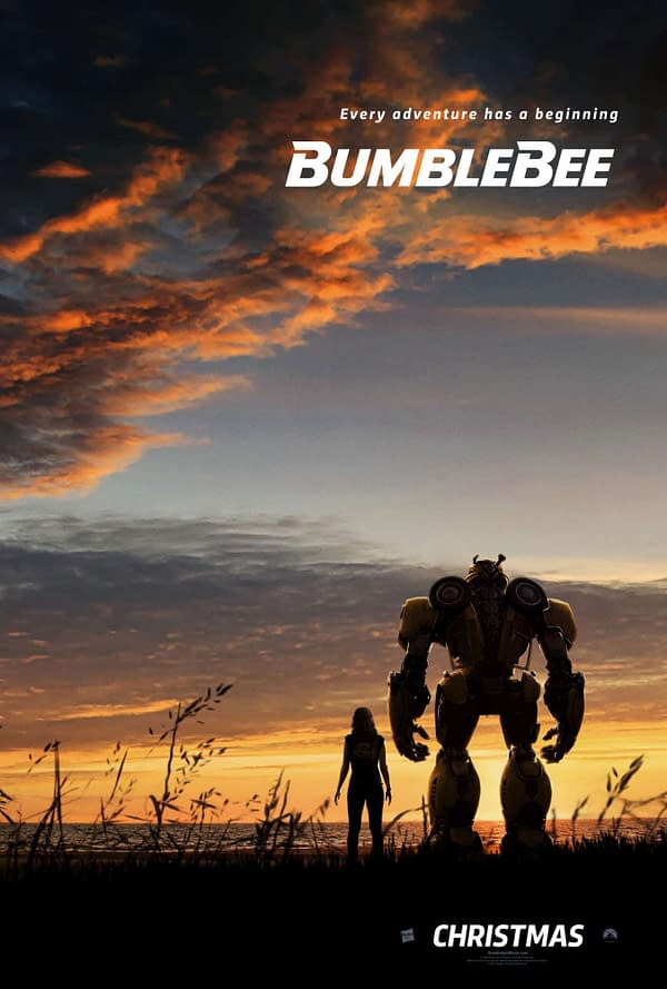 Bumblebee Drops a New Trailer, and it Looks Incredible