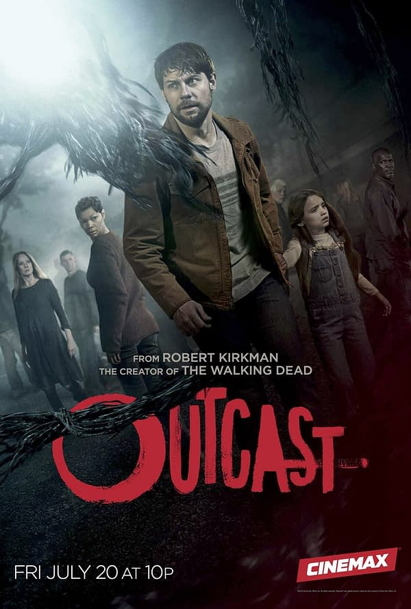 In Cinemax's 'Outcast' Season 2 Trailer, Kyle Feels the Evil Grow in Rome