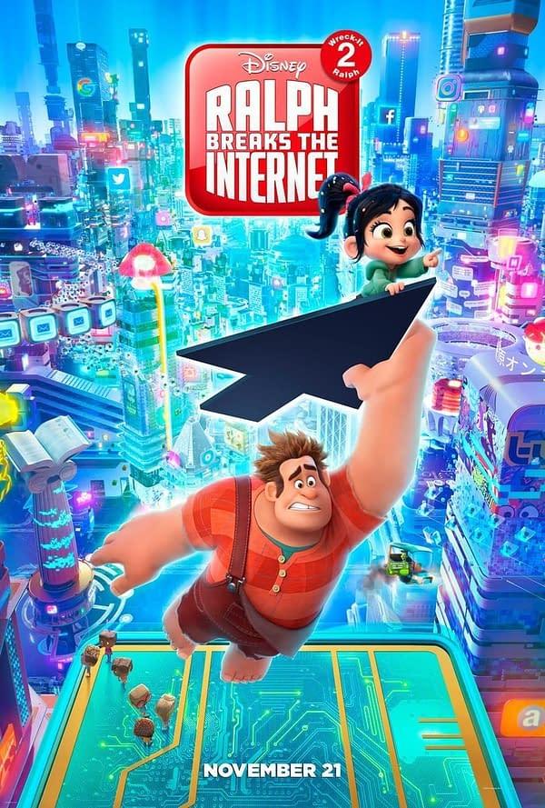 Ralph Breaks the Internet: A Heartfelt, Sloppy Mess [Review]