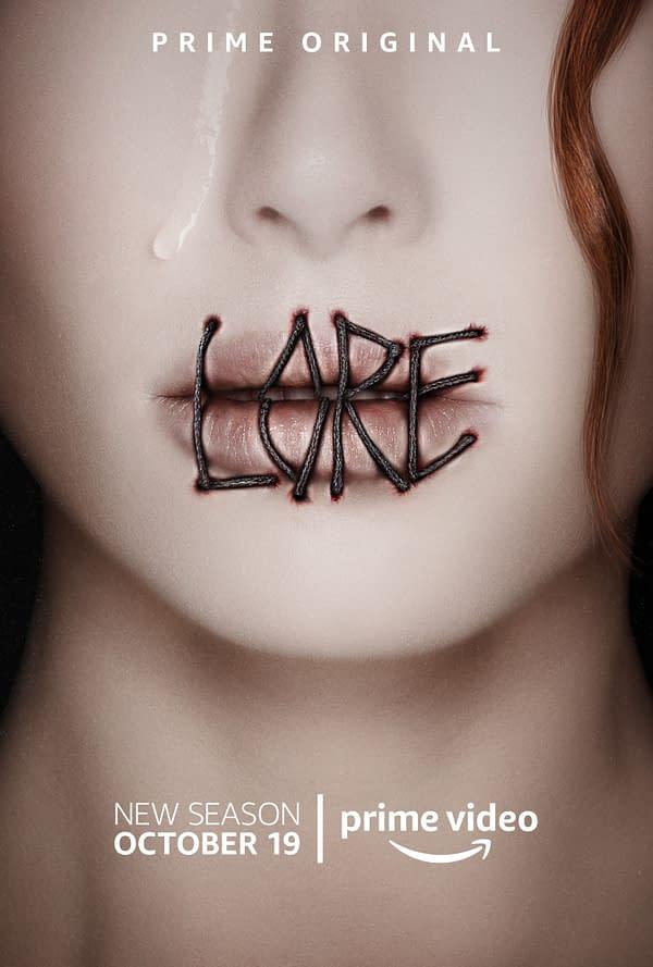 Amazon Studios' 'Lore' Season 2 Gets a Premiere Date: October 19th