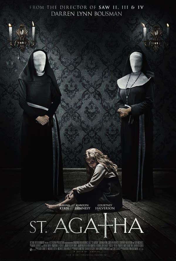 St. Agatha Poster