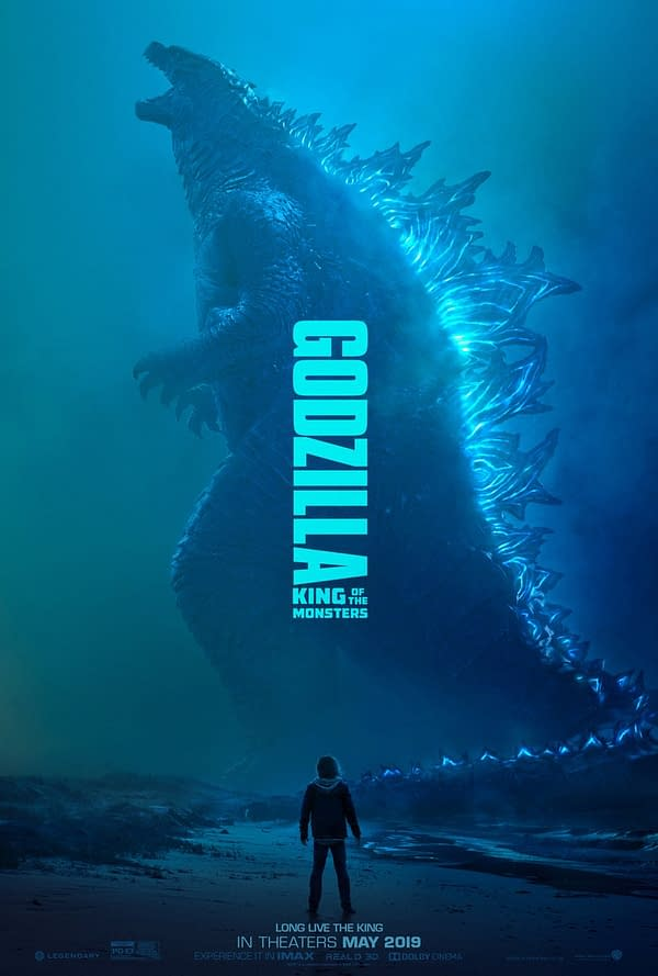 'Godzilla: King of the Monsters' Gets New Poster, Trailer TOMORROW!