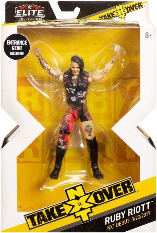 WWE NXT Ruby Riott Figure 3
