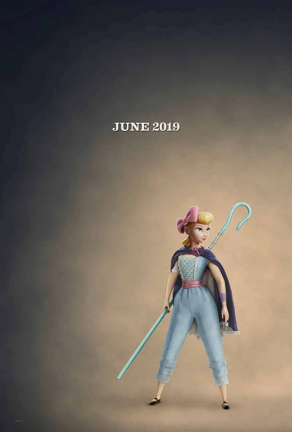 Bo Peep is BACK in 'Toy Story 4' Teaser