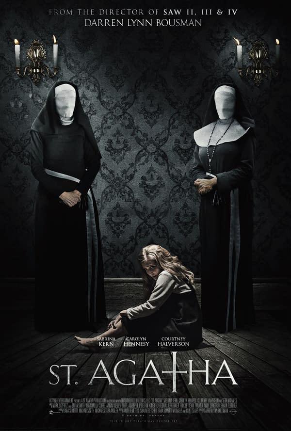 Castle Talk: Darren Lynn Bousman on Convent Psycho-Thriller 'St. Agatha'