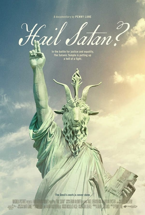 First Trailer for Hail Satan? Opening in Select Theaters April 19th