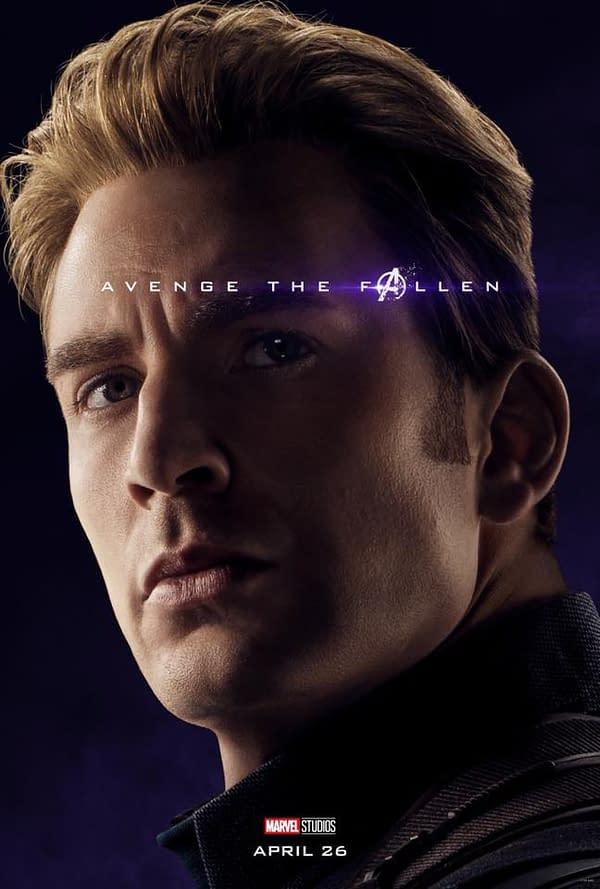Chris Evans Kept Captain America's Cowl and Shield