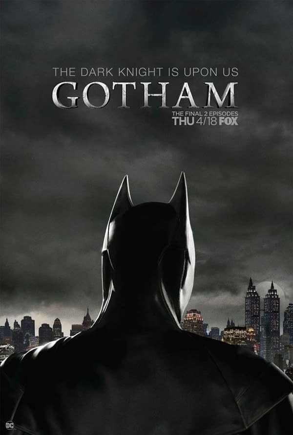 No 'Gotham' Tonight? No Problem! Here's a New Poster!