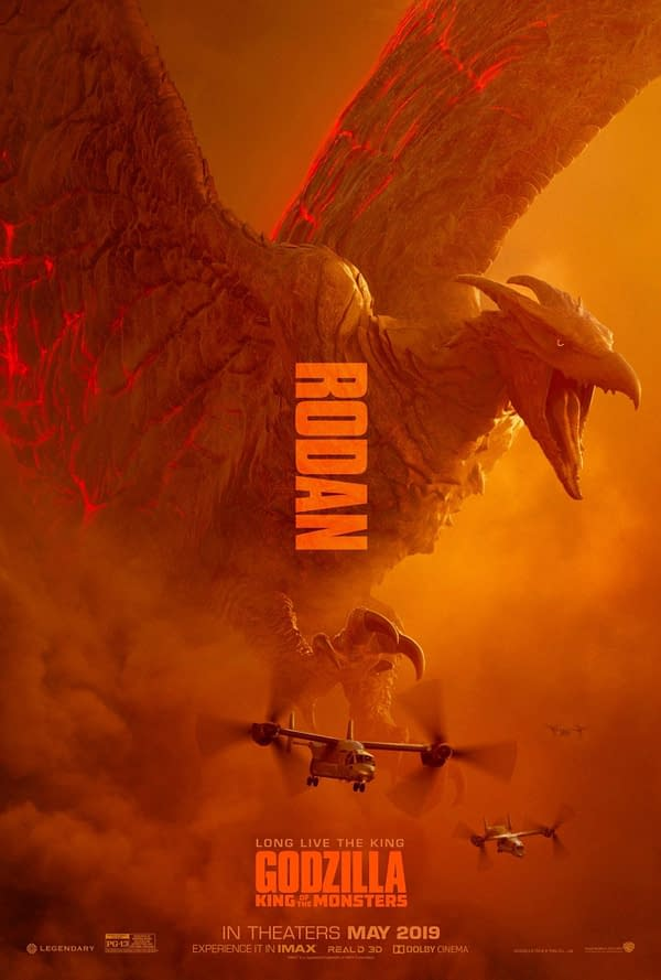 Wanna Hear Bear McCreary's Rodan Theme from 'Godzilla: King of the Monsters'?