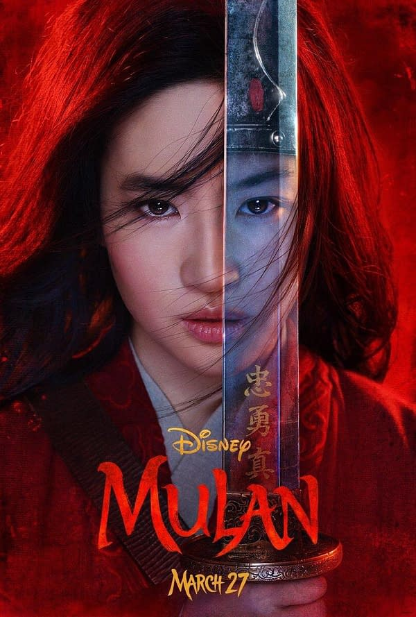 """Mulan"": Check Out the First Trailer Now Right Now!"