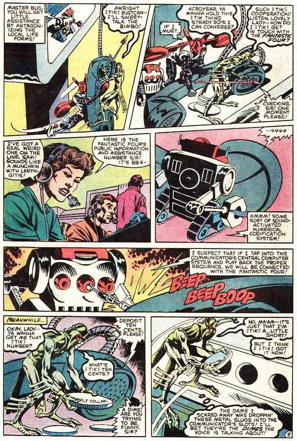 Don't Use Real Phone Numbers In Your Comics – The Jim Shooter Files