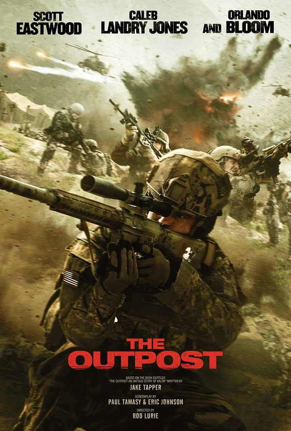 The Outpost Trailer Debuts, On Streaming Platforms, On Demand July 3