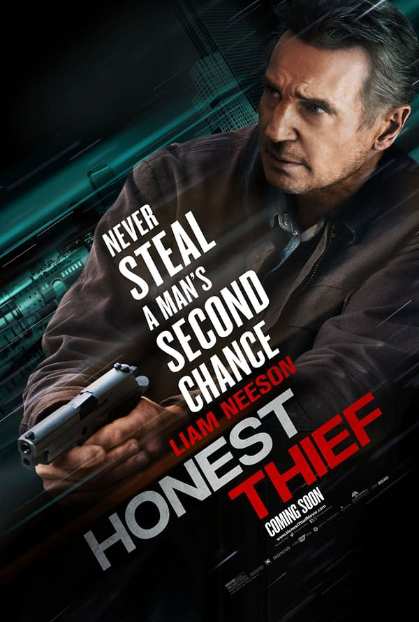 Liam Neeson Stars In Trailer For Honest Thief, In Theaters October 9th