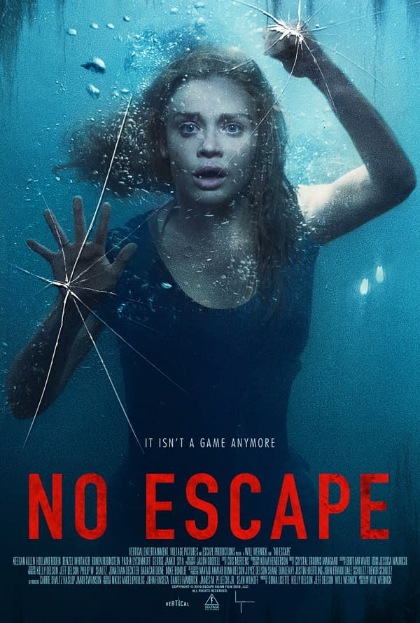 Horror Film No Escape Debuts Interesting Trailer, Out September 18th