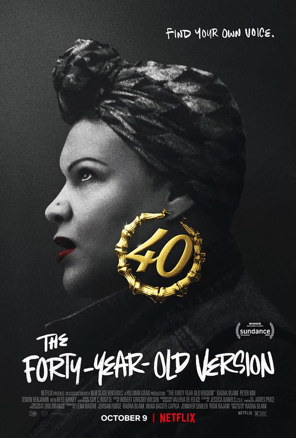 First Trailer & Poster for the Sundance Hit The Forty-Year-Old Version