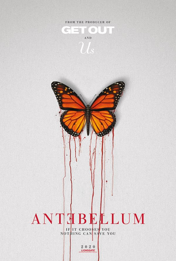 New Clip From Horror Film Antebellum Debuts, Release September 18th