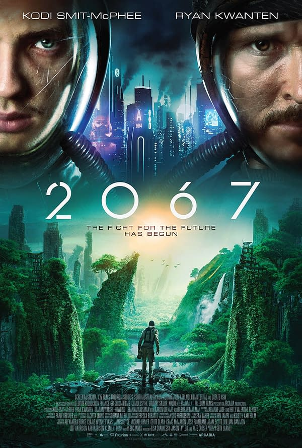 2067 Means Well as Sci-Fi Cautionary Tale, But Falls Flat