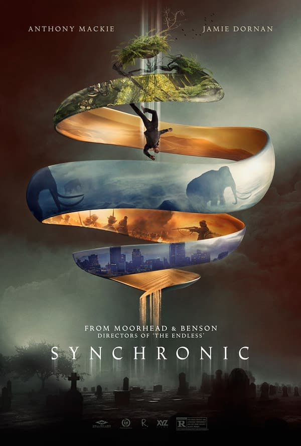 Anthony Mackie Stars In First Trailer For Synchronic, Out October 23rd