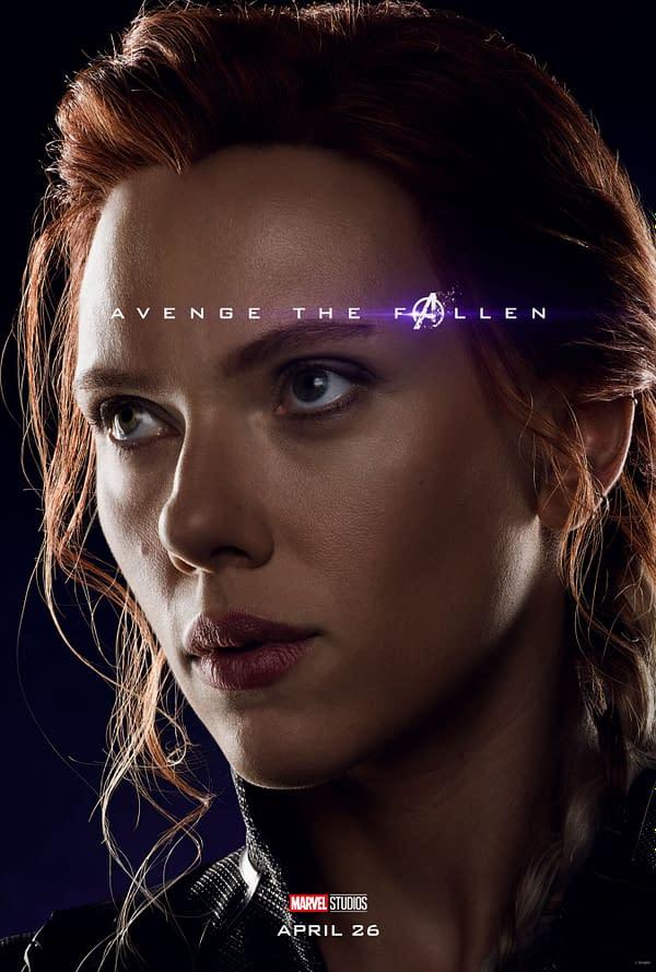 Scarlett Johansson Talks Black Widow's Death in Avengers: Endgame