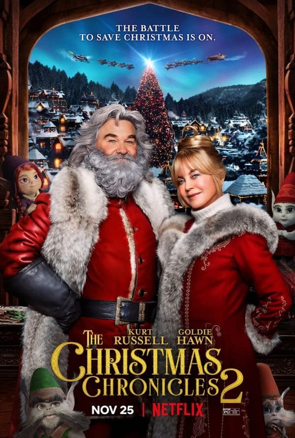 Christmas Chronicles 2 Trailer Debuts, Hits Netflix November 25th