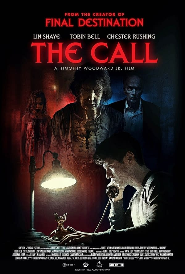 EXCLUSIVE: Hear Two Tracks From The Score From New Film The Call