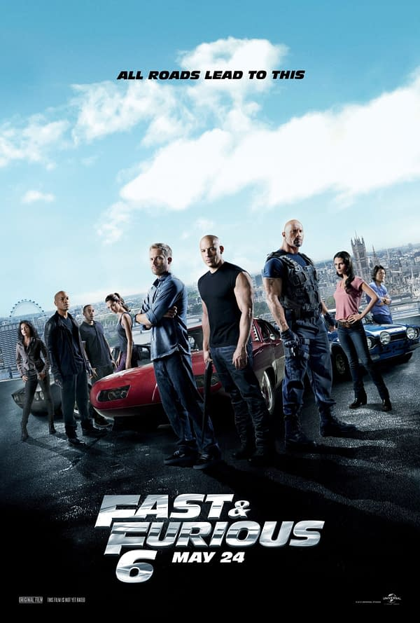 Fast & Furious 6 Cements Franchise Heist Status