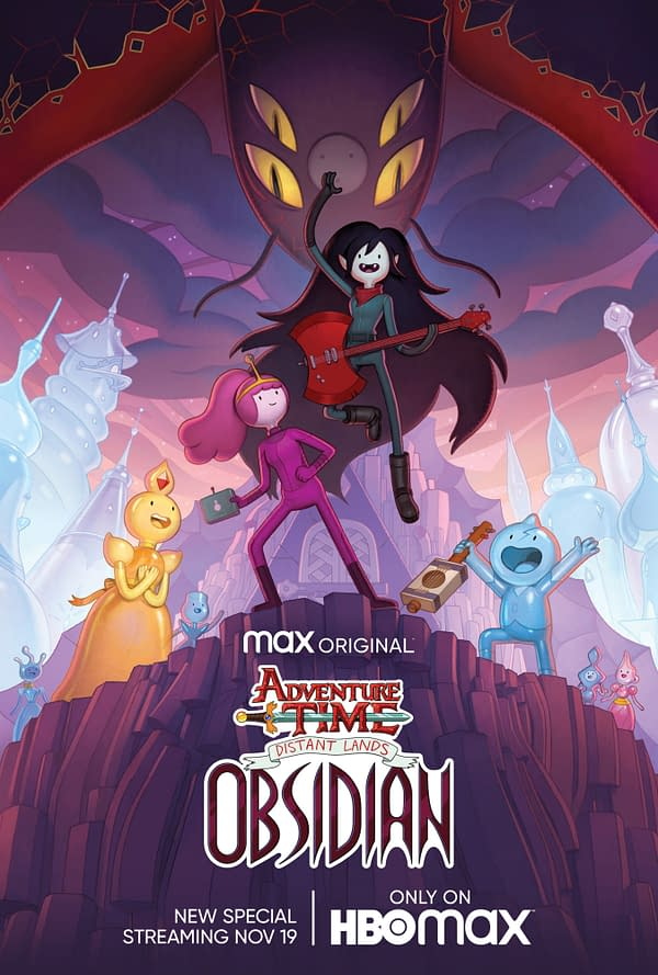 Adventure Time: Distant Lands - Obsidian Official Trailer | HBO Max