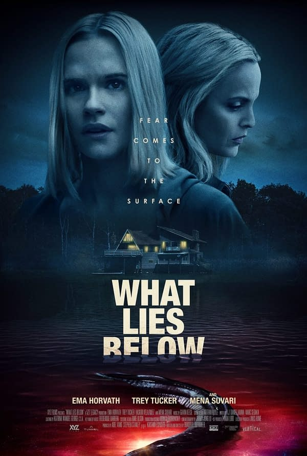 Watch The Trailer For Mena Suvari Thriller What Lies Below