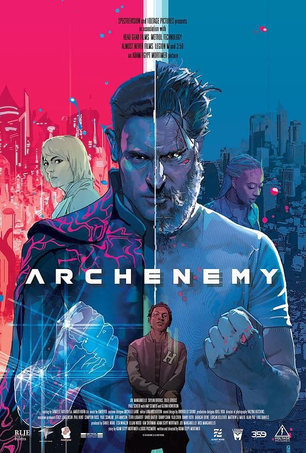 Archenemy: Joe Manganiello Shines in Grounded Superhero Tale