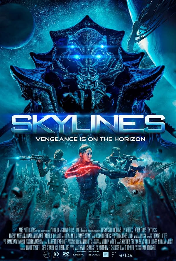 Skylines: Alexander Siddig Talks Film, Star Trek, and 21 Bridges
