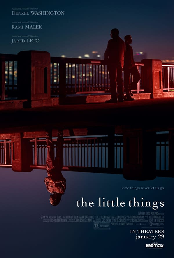 First Poster, Trailer, Summary, and Images for The Little Things
