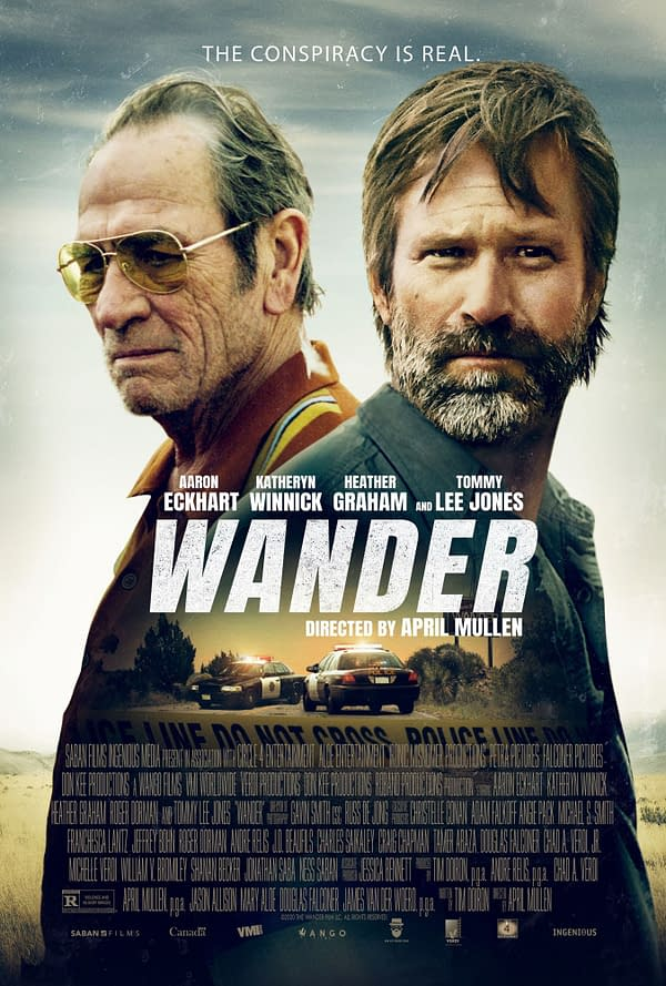 Wander: All-Star Cast Shines in Psychological Indie Thriller