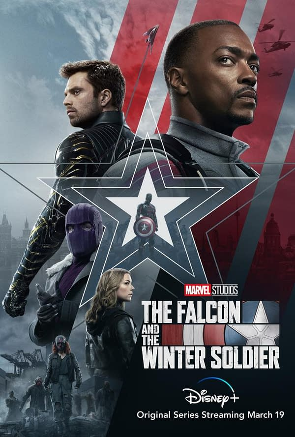 The Falcon and the Winter Soldier Releases New Super Bowl Trailer