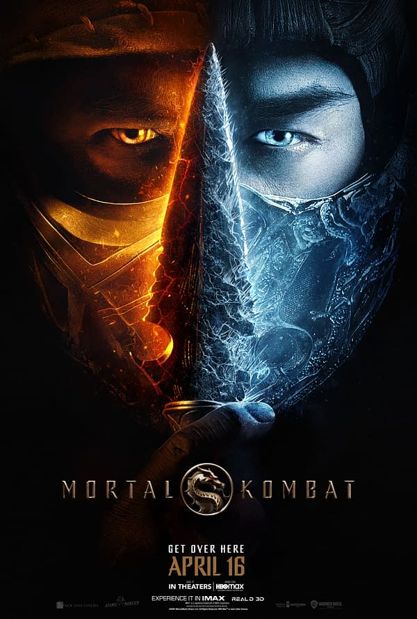 Mortal Kombat: A New Poster and 8 New High-Quality Images
