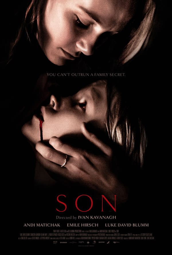 Halloween's Andi Matichak Stars In Trailer For Son, Out March 5th