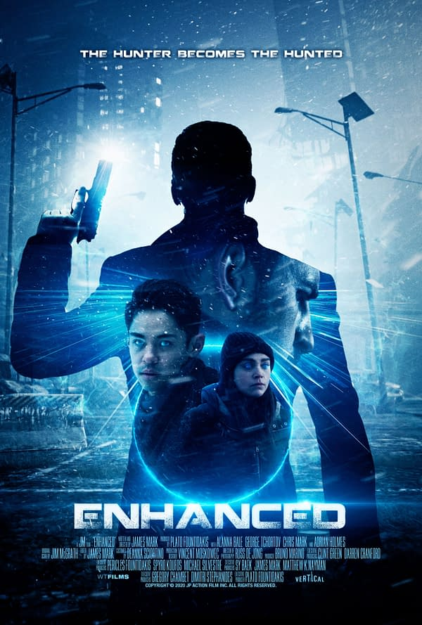Enhanced: A Well-Made SciFi B Movie that's Too Conventional