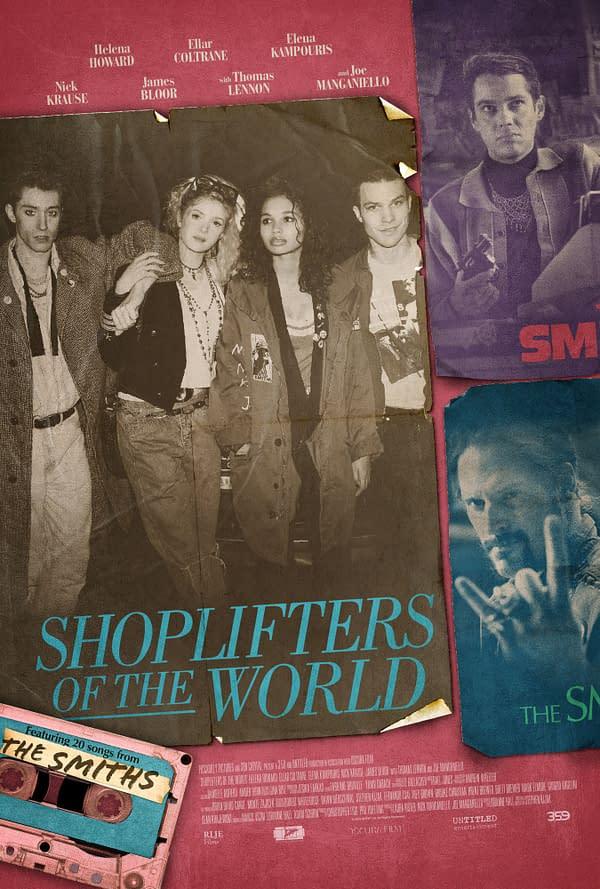 Shoplifters of the World: Director Stephen Kijak on Film's Inspiration