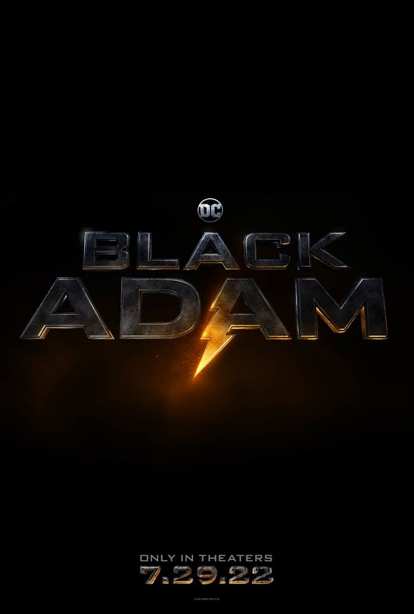 Dwayne Johnson Has Confirmed That Filming on Black Adam Has Started