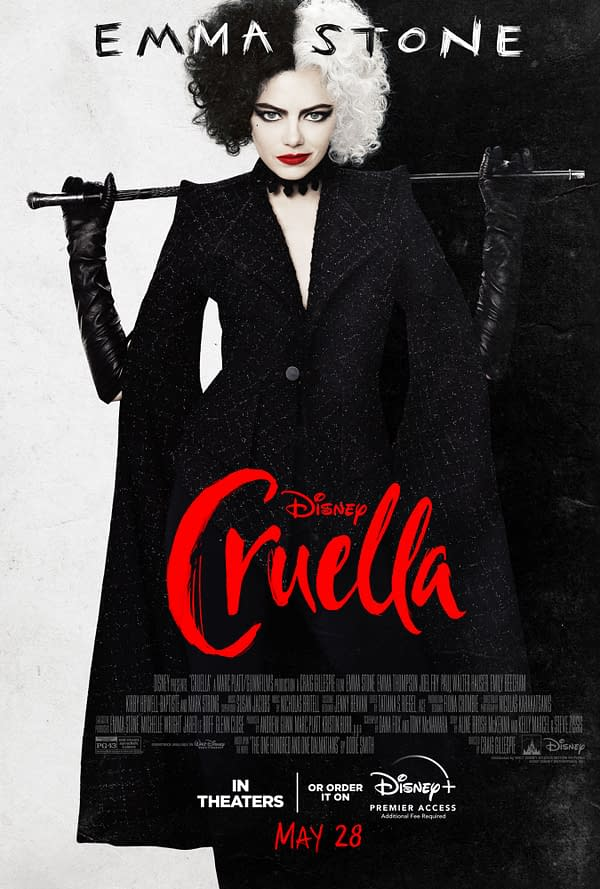 Cruella Trailer Two Drops From Disney Ahead Of May 28th Release