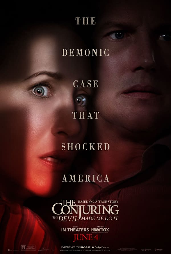The Conjuring: The Devil Made Me Do It Drops Sinister Trailer