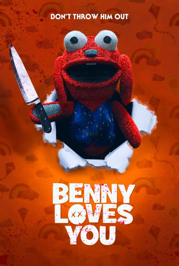 Benny Loves You Is Going To Be A Sleeper This Spring Horror Fans