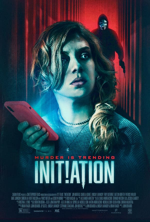 EXCLUSIVE: Hear Two Tracks From Horror Film Initiation