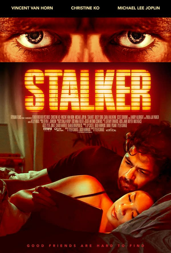 Watch The Trailer For Horror Film Stalker, Out On Streaming June 18th