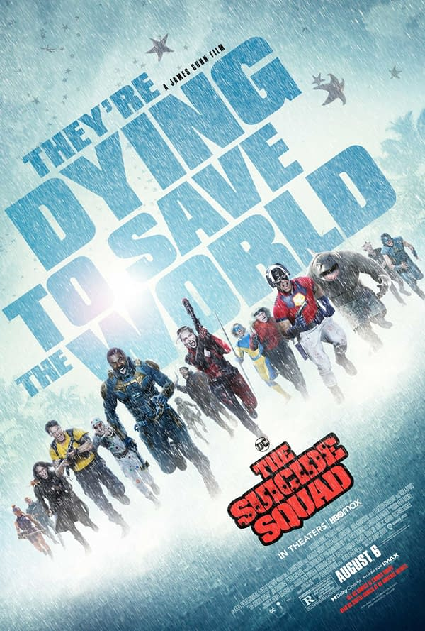 """New Trailer for James Gunn's for The Suicide Squad """"Leaks"""""""